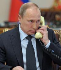 Путин призвал Меркель и Олланда повлиять на Киев
