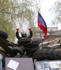 Святогорск освобожден в ходе антитеррористической операции