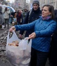 Нуланд прибыла в Киев