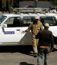 ОБСЕ не получала требований для освобождения наблюдателей