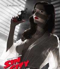 В США запретили постер нового «Города грехов» с обнаженной Евой Грин (фото)