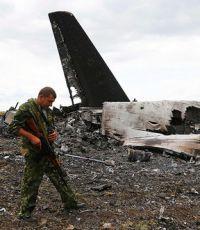 Против должностных лиц армии и штаба АТО открыто дело за сбитый Ил-76