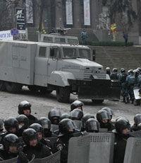 "Задержаны и арестованы еще 4 экс-""беркутовца"""
