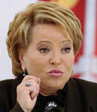 В посольстве США опровергли отказ в выдаче визы Матвиенко