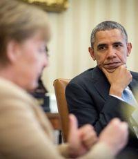 Обама и Меркель 9 февраля в Вашингтоне обсудят украинскую проблему
