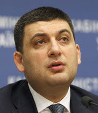 Гройсман: идеальным решением кризиса станет размещение на Донбассе полицейской миссии ЕС