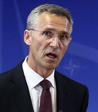 Столтенберг: НАТО сохраняет приверженность минским договоренностям
