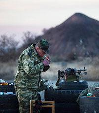 Ополченцы сообщают о семи взятых в плен украинских военных