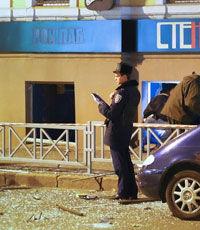 Двое пострадавших в результате взрыва в Харькове остаются в реанимации