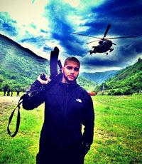 Тимати стал заслуженным артистом Чечни