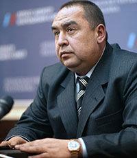 Плотницкий предлагает Киеву провести в ЛНР переговоры о выборах