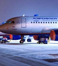«Аэрофлоту» запретили летать в Харьков и Днепропетровск