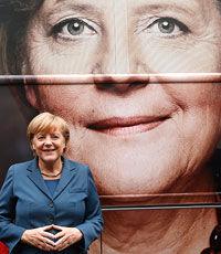 Меркель не думает, что Великобритания попытается остаться в ЕС