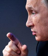 """Путин назвал """"полным издевательством"""" реформы в Украине"""