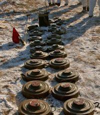 Киев получил от Германии 50 металлодетекторов для разминирования на Донбассе