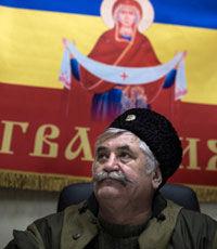 Атаман Козицын назвал Путина своим императором