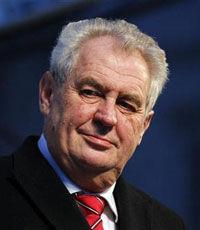 Президент Чехии считает, что защитники Бандеры не знают историю