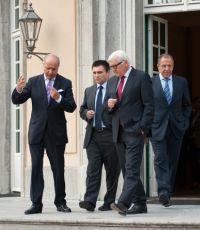 """Глава МИД Германии настаивает на продолжении консультаций в рамках """"нормандской четверки"""""""