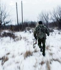 """Семенченко: в Углегорске находятся """"боевики"""", они окружили несколько опорных пунктов украинских военных"""