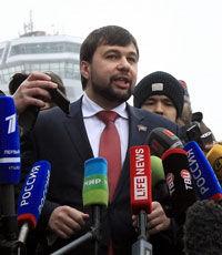 Пушилин: Киев против фактической линии разграничения в Донбассе