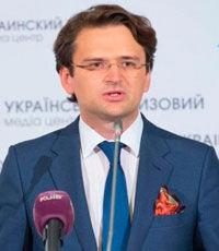 МИД Украины: Киев настаивает на участии в переговорах контактной группы лидеров ДНР и ЛНР