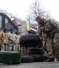 МВД Украины: ситуация у здания Минобороны находится в правовом поле