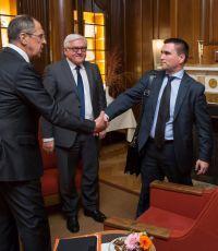 Лавров: главы МИД высказались за скорейшее рассмотрение политвопросов