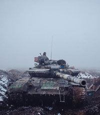 ЛНР объявила об отводе тяжелых вооружений от Дебальцево