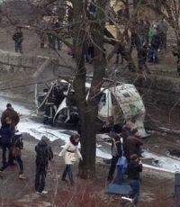 """Основная версия взрыва авто комбата спецбатальона милиции """"Слобожанщина"""" – теракт"""