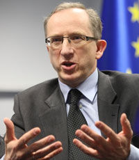 Томбинского в сентябре сменит французский дипломат Мингарелли