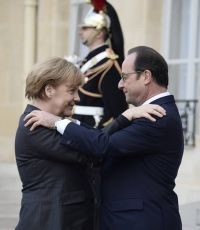 Встречу с Меркель и Олландом инициировала украинская сторона, - Порошенко