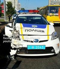 Кабмин выделил 20 млн. на покупку новых автомобилей для полиции
