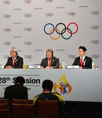 Пекин примет зимние Игры-2022