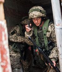 За сутки в зоне АТО погибли два украинских бойца, девятеро ранены