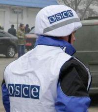 Наблюдатели ОБСЕ открыли патрульную базу у линии соприкосновения