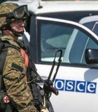 ОБСЕ: число нарушений перемирия в Донбассе резко возросло