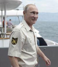 Путину присвоили звание «Почетный гражданин Севастополя»