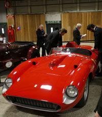 Раритетный Ferrari продан на аукционе за рекордные €32 млн