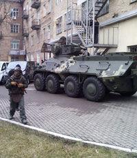НАБУ обзавелось спецназом и БТРами