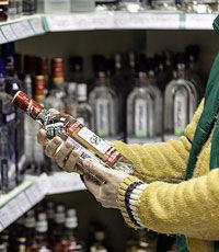 Раде предлагают запретить продажу алкоголя в комплекте с другими товарами