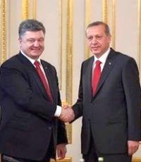 Порошенко и Эрдоган договорились провести Стратегический совет