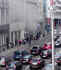 В Бельгии прошла общенациональная минута молчания