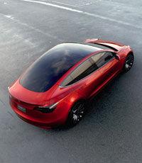 Сумма заказов на Tesla Model 3 достигла 14 миллиардов долларов