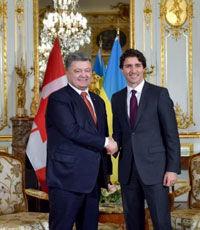 Канада всегда будет стоять на стороне Украины - Трюдо