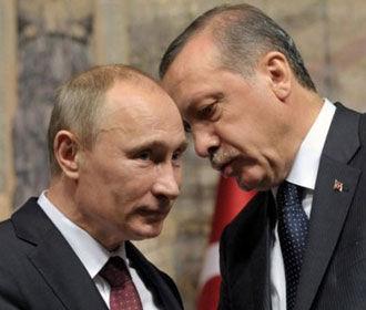 Переговоры Путина и Эрдогана продолжались два часа