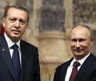 Эрдоган надеется на расширение сотрудничества с Россией