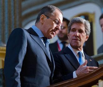 """Керри поддерживает """"здоровый диалог"""" с Лавровым по Сирии"""