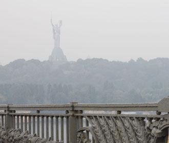 Смог в Киеве может продержаться до 31 июля