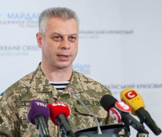 В зоне АТО погиб один украинский военный, еще семеро получили ранения
