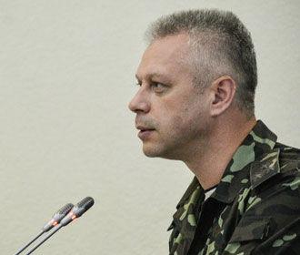 Один украинский военный ранен в зоне АТО за сутки